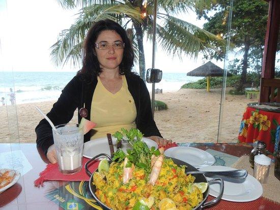 Jamaica Beach - Restaurante & Bar de Praia: Paella