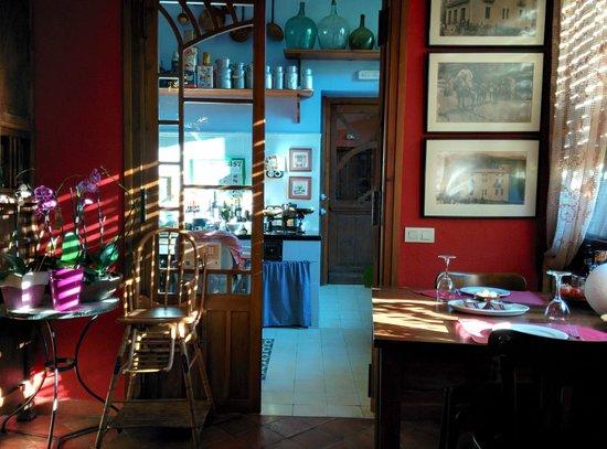 Casa Leonardo: Comedor