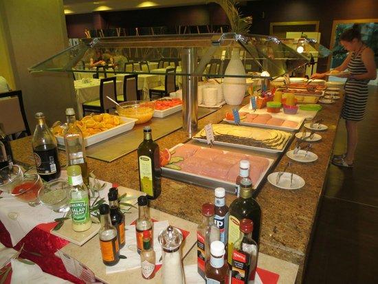 Hotel Elba Carlota : Colazione a buffet