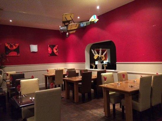 Keebabish & Sheeshah Bar: Restaurant
