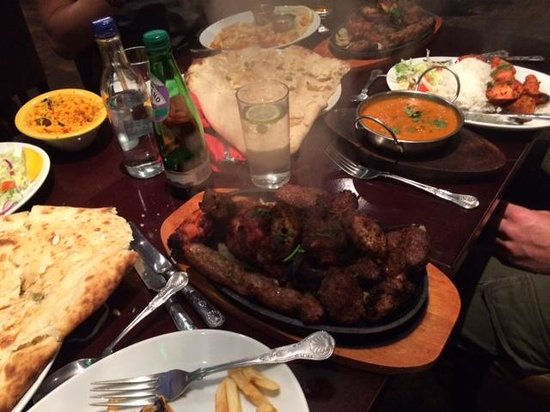 the food picture of keebabish sheeshah bar perth