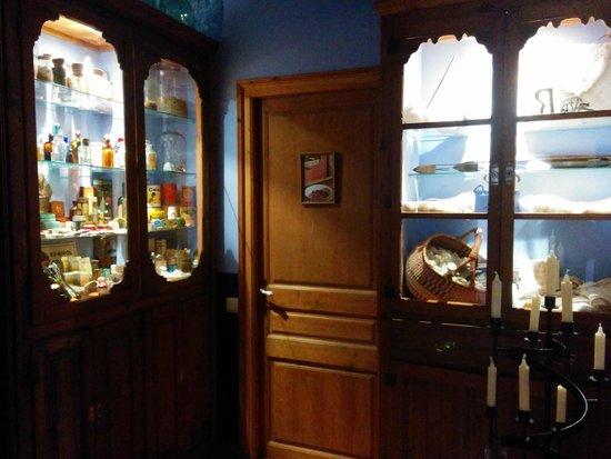 Casa Leonardo: Interior de la casa