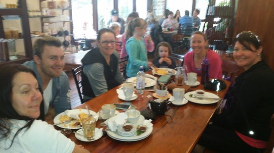 Spice of Life Cafe & Deli: Sunday morning bootcamp post workout breakfast and chat session. Great food, cozy atmosphere and