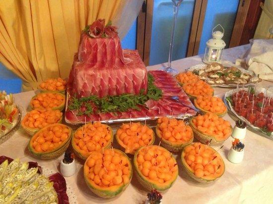 La Taverna del Grillo : buffet