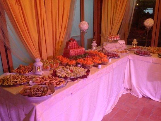 La Taverna del Grillo: buffet