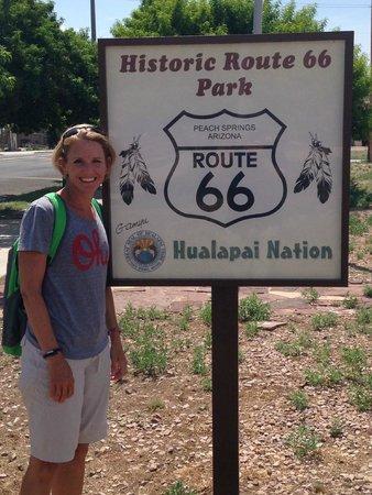 Hualapai Lodge : Route 66