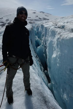 Ice Troll Glacier Hiking & Kayaking Day Tours: Glacier walk