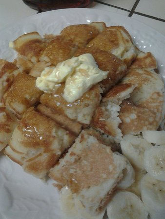 Wood Grill Buffet - Hesperia: Pancakes on Sunday.  At the woodgrill