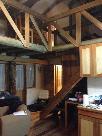 Casona La Recoleta: Inside our appartment