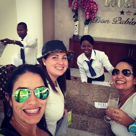Luxury Bahia Principe Bouganville Don Pablo Collection : Llegando