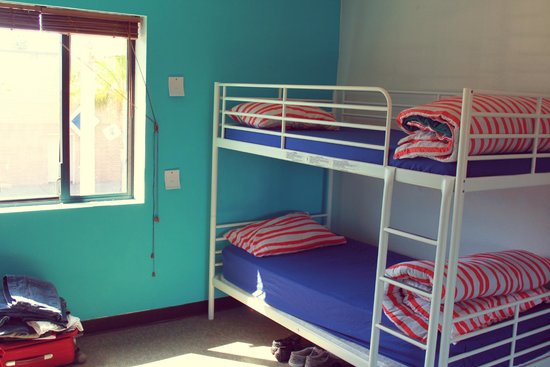 ITH Zoo Hostel San Diego: Colorful Rooms