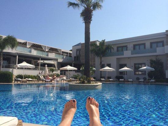 The Lesante Luxury Hotel & Spa: Pool view