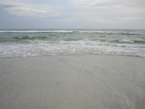 Siesta Beach: water