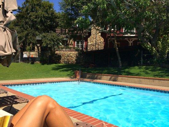 Circle Bar B Guest Ranch: Pool