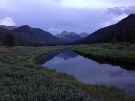 Mirror Lake Scenic Byway: July 2014