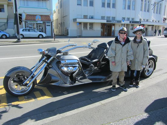 Supertrike Tours and Hire: Boys all set