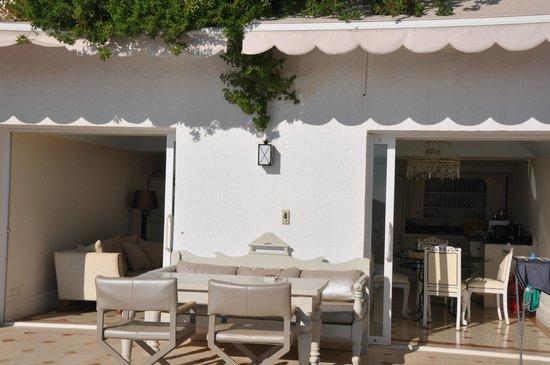 Elounda Gulf Villas & Suites: outdoor
