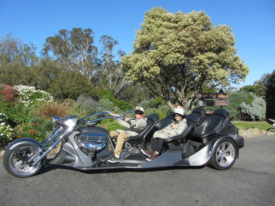 Supertrike Tours and Hire: Bluff Hill