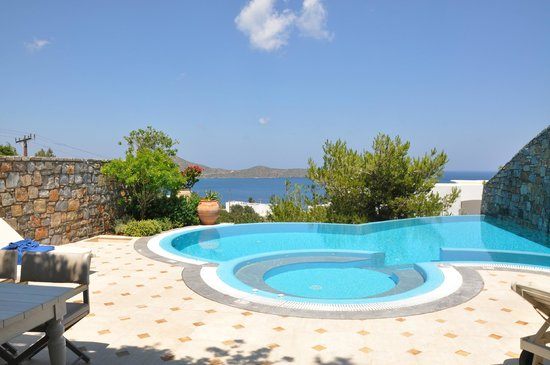 Elounda Gulf Villas & Suites: pool