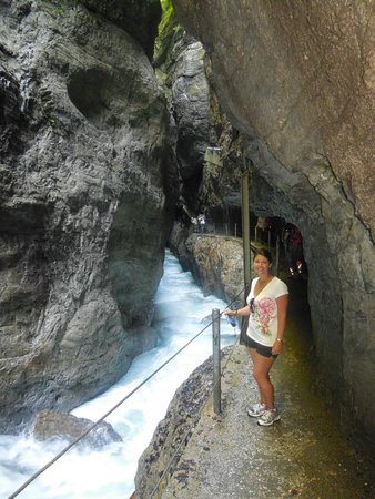 Partnachklamm : Partnach Gorge
