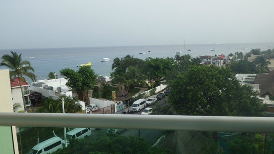Grand Park Royal Cozumel: 3rd floor room view