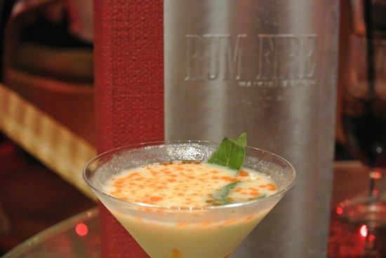 RumFire: Spicy Mango