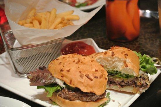 RumFire: Burger