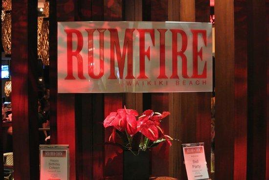 RumFire