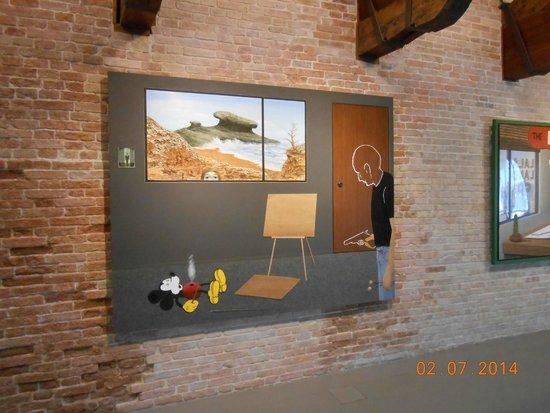 Punta della Dogana: Another art exhibit
