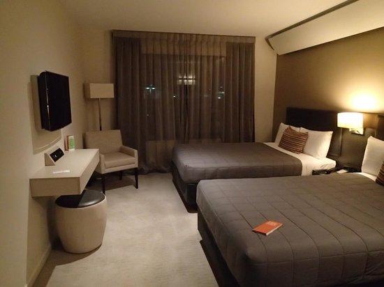 Sudima Auckland Airport Hotel: ツインルーム