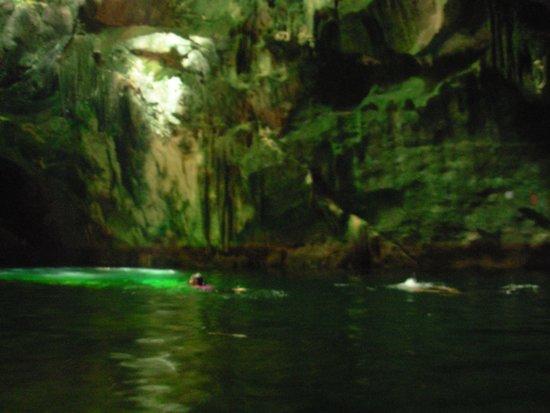 Gasparee Caves The Underground Pool