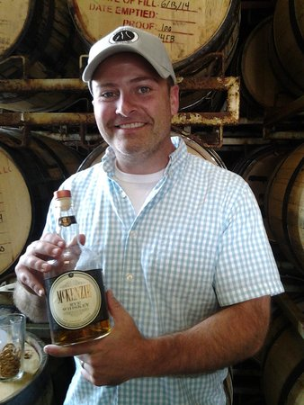 Finger Lakes Distilling Company: Brian McKenzie - One of the McKenzie Owners