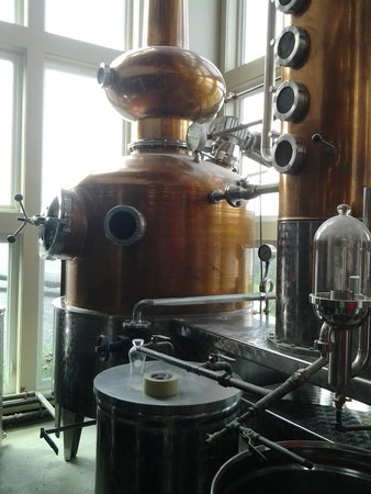 Finger Lakes Distilling Company: Beautiful