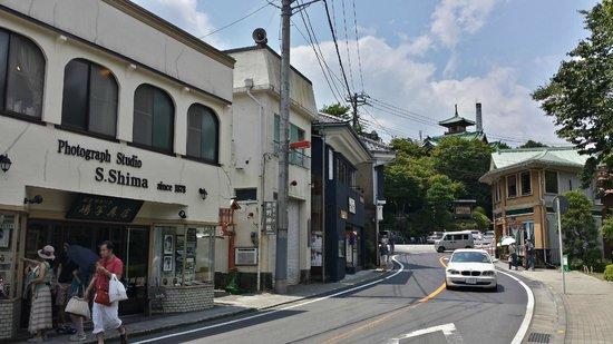 Hakone Ginyu: Neighborhood
