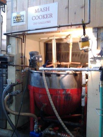 Finger Lakes Distilling Company: Mash