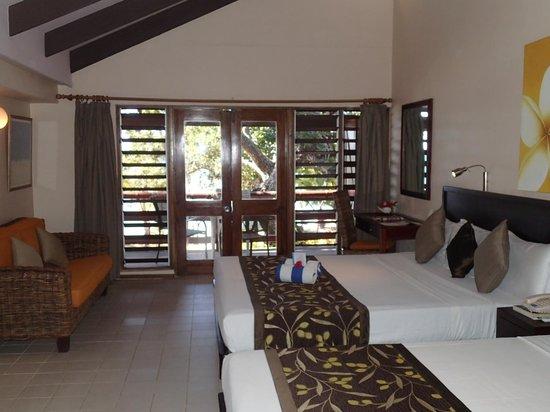 Mana Island Resort: ツインルーム