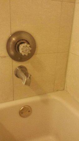 Monte Carlo Resort & Casino : Bathtub spout was loose