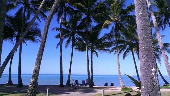 Alamanda Palm Cove by Lancemore: View directly in front of hotel