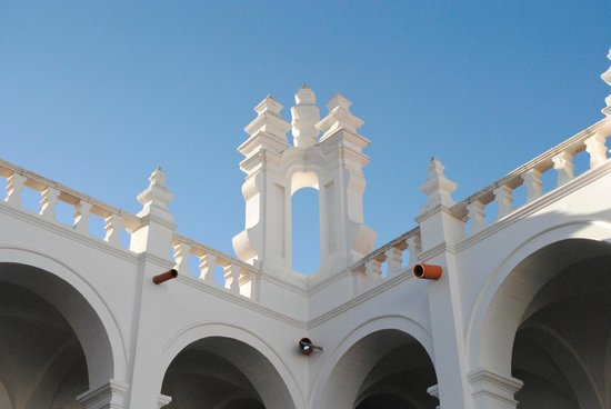 San-Felipe-Neri-Kloster: Torre
