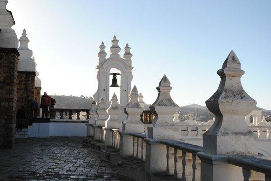 Oratorio de San Felipe de Neri : Terraço