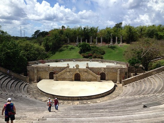Casa de Campo Resort & Villas : Amphitheater