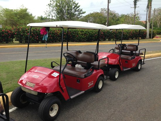 Casa de Campo Resort & Villas : My cart