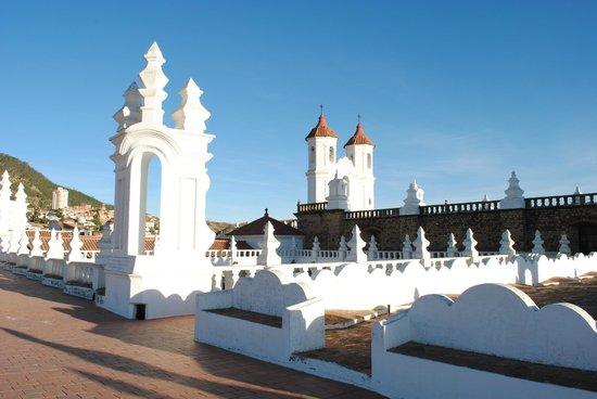 San-Felipe-Neri-Kloster: Terraço