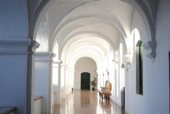 San-Felipe-Neri-Kloster: Corredores