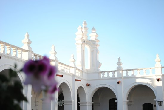 San-Felipe-Neri-Kloster: Flores