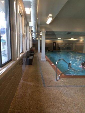 InnSeason Resorts Pollard Brook : Indoor pool