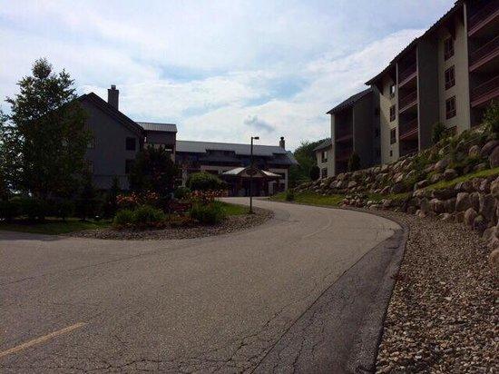 InnSeason Resorts Pollard Brook : Entrance