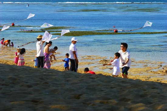 The Westin Resort Nusa Dua: Kite kids activity