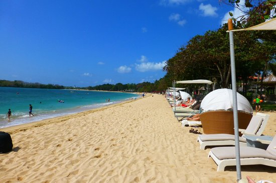 The Westin Resort Nusa Dua: The Westin Beach