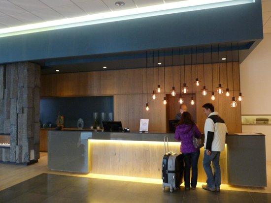 Hotel Edda - Vik i Myrdal : Lobby area
